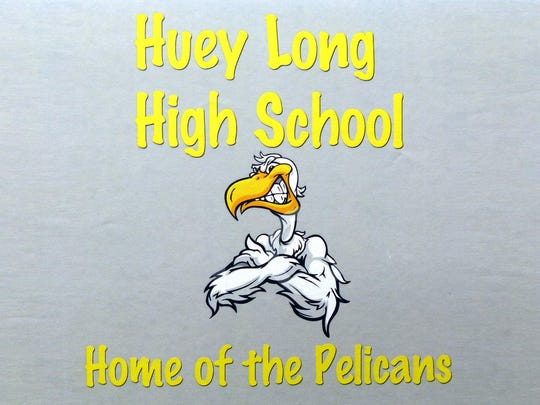 High school suggestion: Huey Long High Pelicans