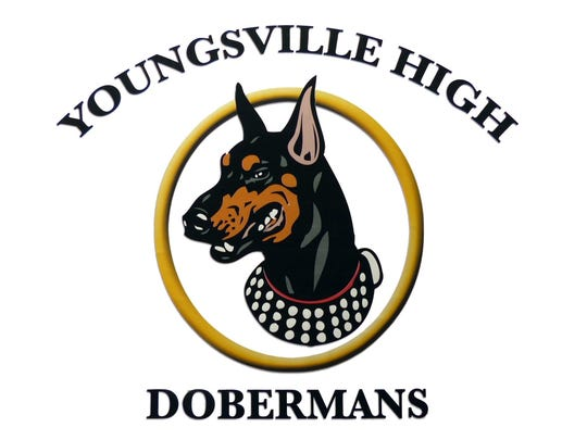 High school suggestion: Youngsville High Dobermans