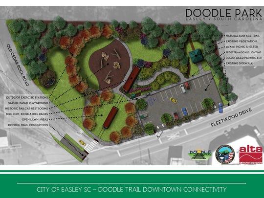 Doodle Park design