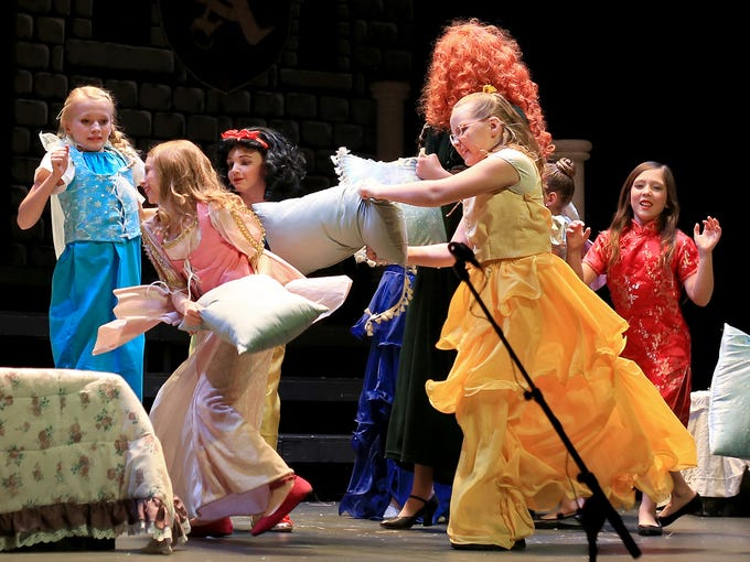 """Children's Musical Theater St. George presents """"12"""