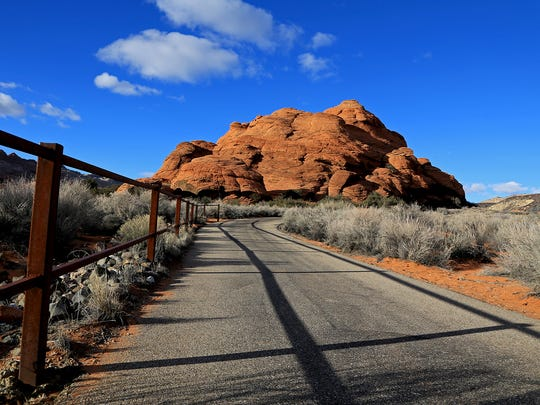 Snow Canyon State Park will be the backdrop for the Snow Canyon Half Marathon this Saturday.