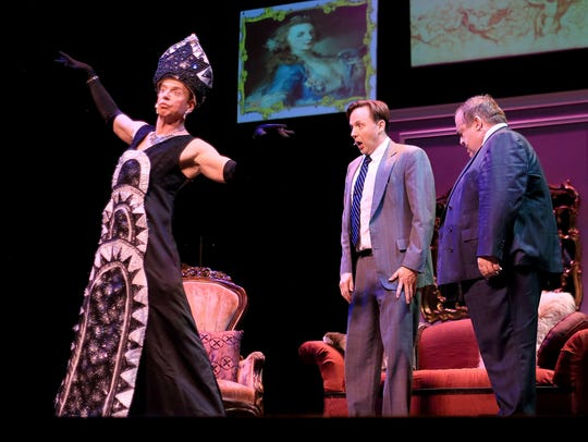 "The Stage Door presents Mel Brooks' ""The Producers"""