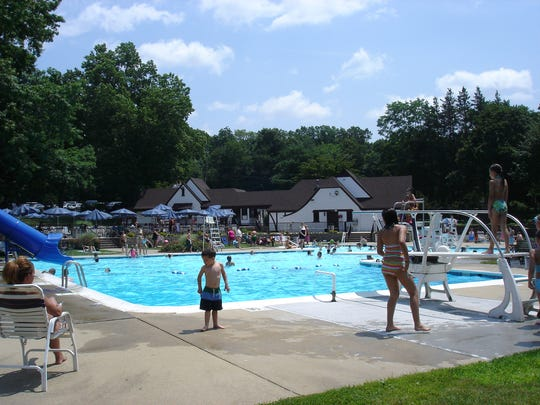 Somerset County Park Commission's Warrenbrook Pool