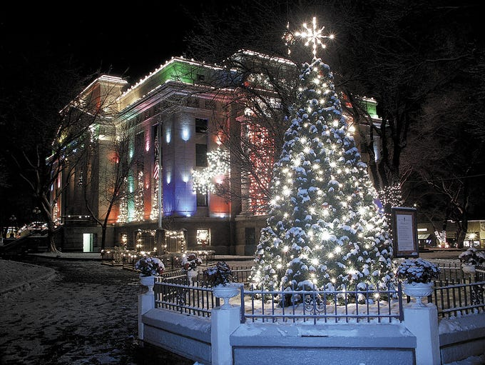 "It's clear why Prescott is Arizona's ""Christmas City,"""