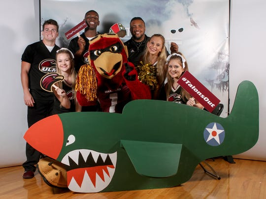 To view the entire gallery of images from The Pursuit Photo Booth, visit http://bit.ly/PursuitPhotoBoothPhoto by Jeanette Robinson/ULM Photo Services