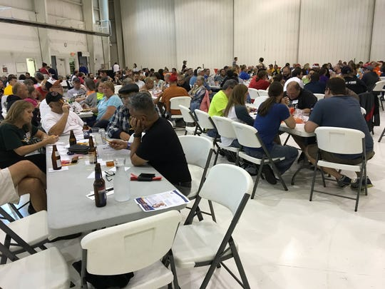 The ninth annual Trivia Unplugged will be held on Sept. 23, 2017 at the Noel Hangar at the Stevens Point Municipal Airport.