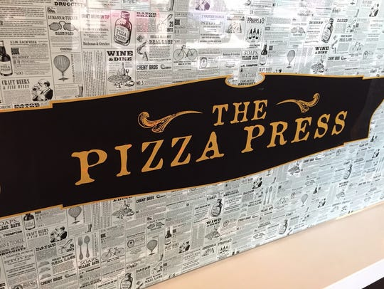 The Pizza Press recently opened at The Exchange in