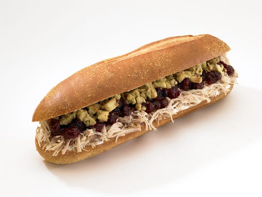 Capriotti's: What to order? The Bobbie, of course.
