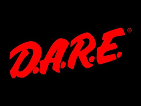 D.A.R.E. DARE logo