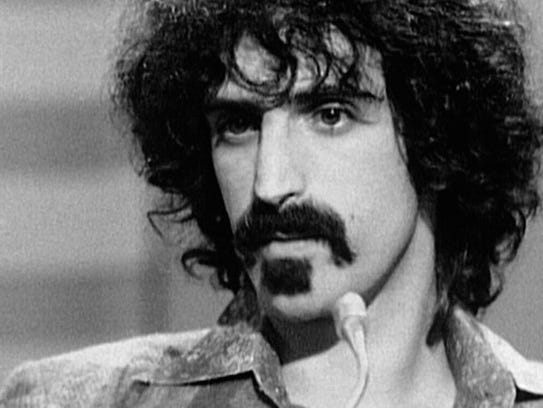 """""""Eat That Question: Frank Zappa in His Own Words"""" opens"""