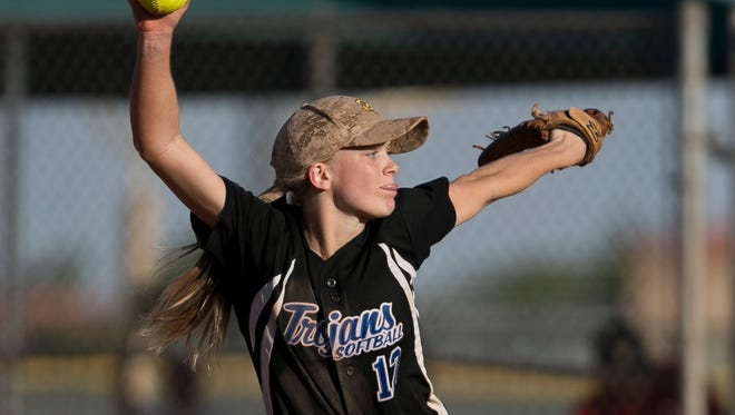 These high school softball players will have an impact on their teams' success this season.