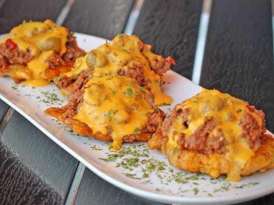Tostones Campestre at the new Rumba Cuban Cafe to Go, 9331 U.S. 41 N., unit 12, North Naples.