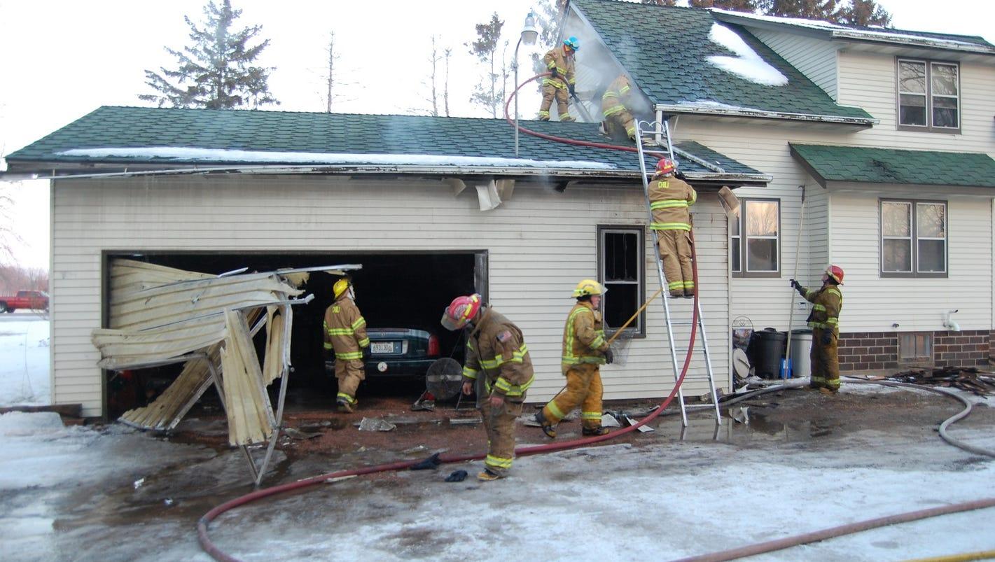 Smoke inhalation cause of death in chili garage fire for Garage cda chilly