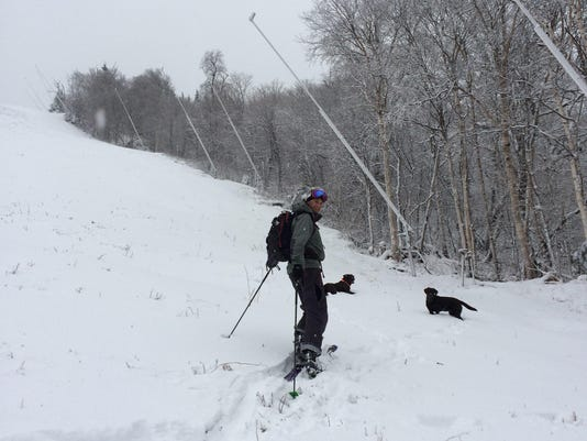 Stowe ski