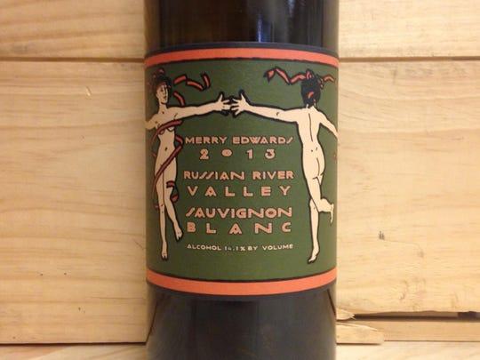2013 Merry Edwards sauvignon blanc.