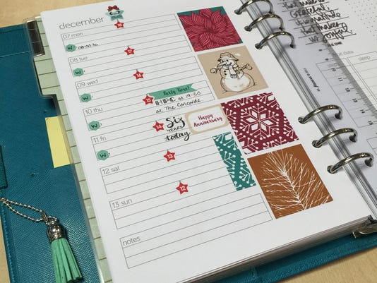 Crafts-Day Planners (3)
