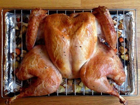 how to make a turkey cook faster