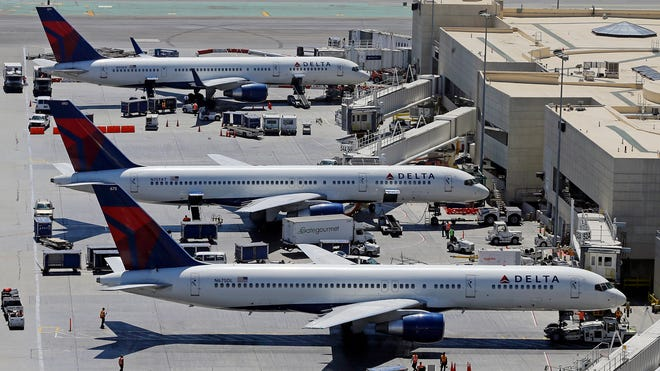 Delta Air Lines announced Tuesday it has suspended service to Israel until further notice because of concerns about safety and security for travelers.