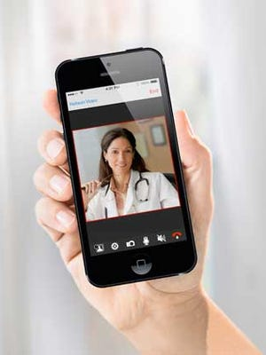 Reid HealthNOW, a new virtual visit program coming to Reid Health in December, will allow patients to receive care for medical needs through their smartphone, tablet or computer.