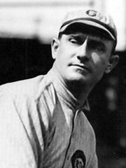 Fred Toney is best remembered for his duel with Cubs pitcher Hippo Vaughn. Both had no-hitters through nine innings on May 2, 1917 at Wrigley Field.