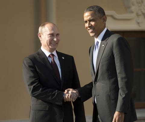 The Presidents Address On Syria >> Putin's strident defense of Assad sets him apart