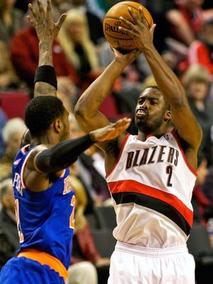 Portland's Wesley Matthews is being called 'ballot' because he thinks he should be on the All-Star team.
