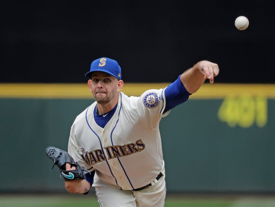 Mariners starter James Paxton has been every bit as