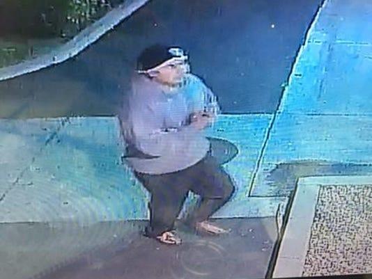 Santa Paula Vandalism Suspect