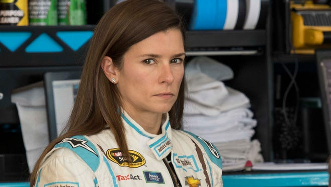 Danica Patrick's team had expected Nature's Bakery to be its primary sponsor this season.