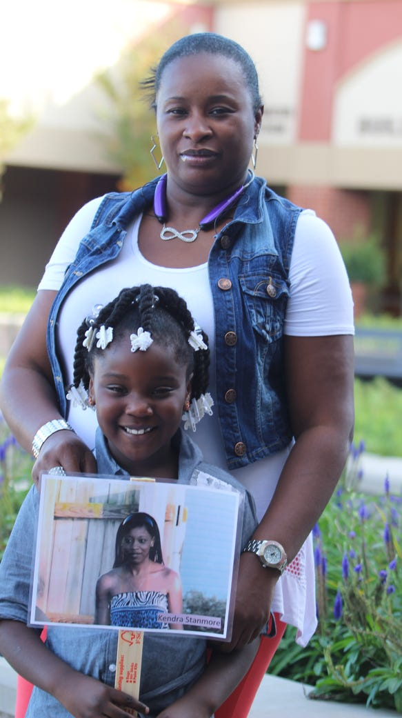 Renee Wimberly lost her daughter, Kendra Stanmore,