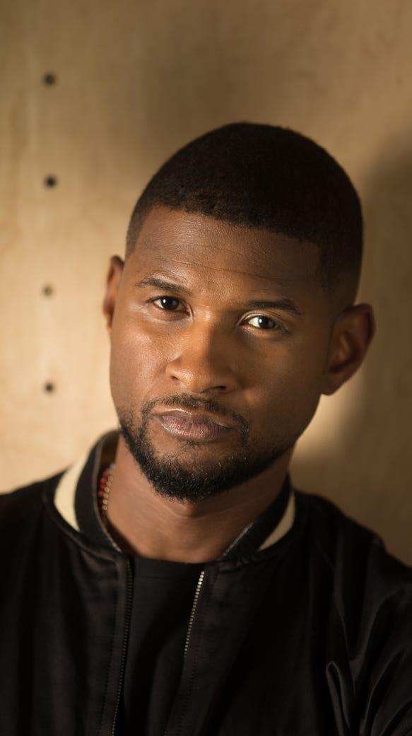 Usher photos Nude Photos 30