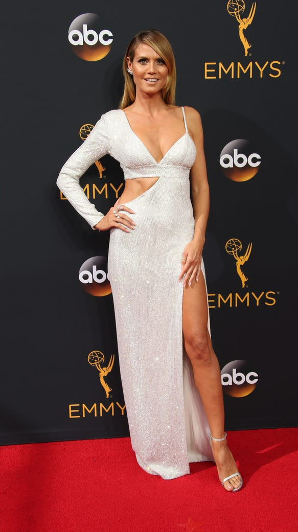 8 Worst Dressed On The Emmys Red Carpet