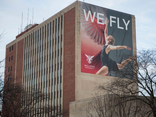 "Ciara Borg, the face of the ""We Fly"" marketing campaign"