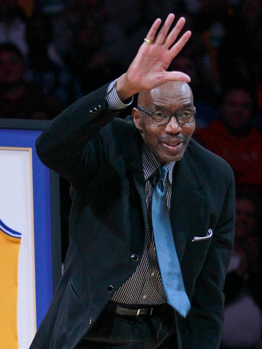 AP OBIT NATE THURMOND BASKETBALL S BKN FILE USA CA