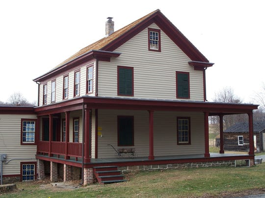 The Ayres Farmhouse in Denville is among the recommended 2018 grant recipients for funding from the New Jersey Historic Trust.