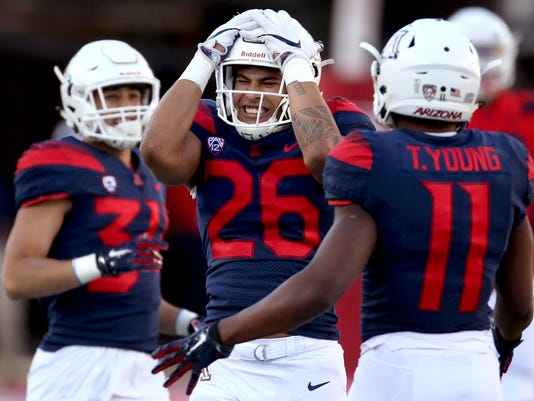 University of Arizona spring game