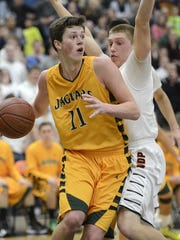 Former Ashwaubenon standout Kyle Monroe has scored 1,027 points at Michigan Tech his first two seasons on scholarship.