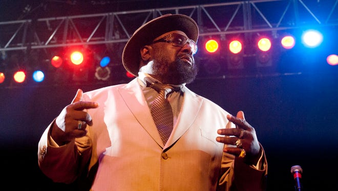 George Clinton and Parliament Funkadelic play Lafayette Theater this week.