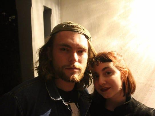 Grady Kinnoin and Maddy Kirgo