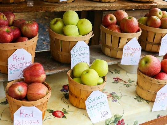 The Greencastle Apple Festival has been occurring for