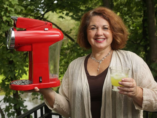 Debra Walker is the owner and president of Bibo Barmaid.
