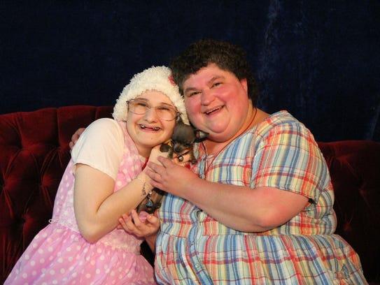 Gypsy Blanchard and Dee Dee Blanchard in an undated photo.