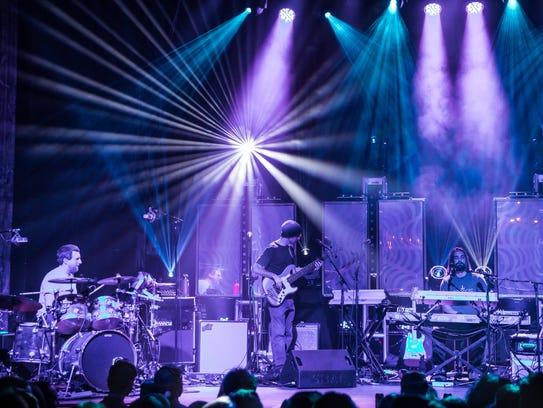 Papadosio performs live in Atlanta at Variety Playhouse.