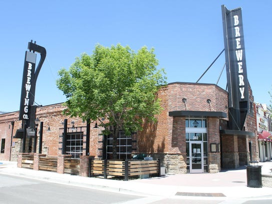 The Union restaurant-brewery-coffee house is at 302