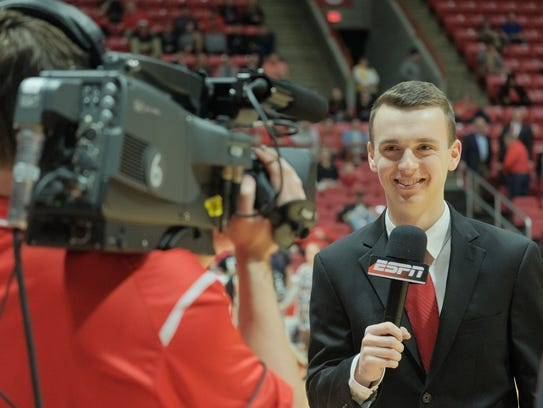 Ball State's Sports Link is hosting a sports media