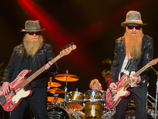 The fuzzy fellows in ZZ Top will churn out such hits