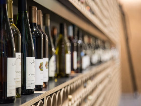 House of Pure Vin offers more than 1,300 bottles and