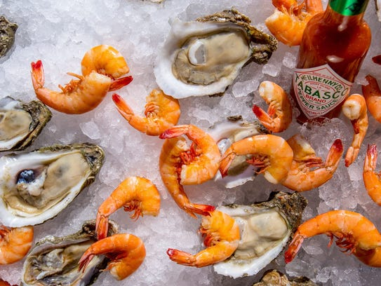 Spring is peak oyster season right with most of the