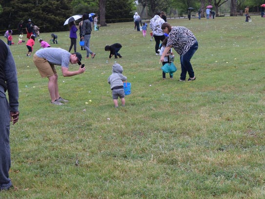 The annual Wichita Falls Parks & Recreation Easter