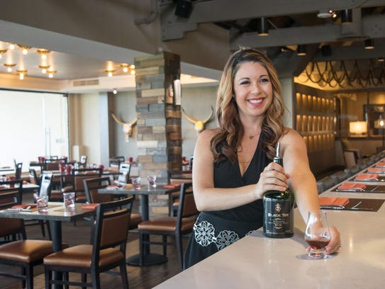 Dre Fountain is the Rum Princesa at Toro Latin Restaurant
